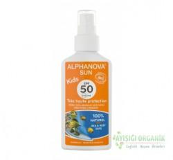 ALPHANOVA - Alphanova Sun Spray Çocuklar için - SPF 50 Faktör