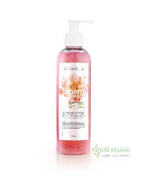 Organique Bloom Essence Genital Hijyen Solüsyonu 250ml
