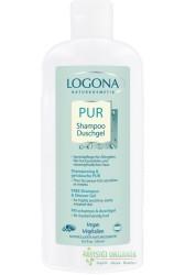 Logona - Logona Organik Hassas ve Alerjik Ciltler İçin Şampuan ve Duş Jeli 250ml