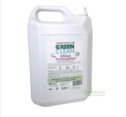 U Green Clean - U Green Clean Organik Yumuşatıcı Lavanta Yağlı 5 LT